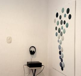 Ana Maria Asan - Sonores, Le Studiolo, Paris