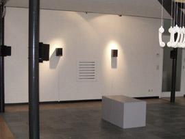 Ana Maria Asan - Sonores - Galerie Vertige, Brussels, Belgium, 2013