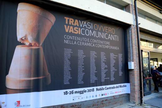 Ana Maria Asan | Tra-vasi ovvero Vasi Comunicanti | 10 Premio Antica Arte dei Vasai 2018
