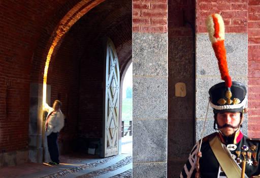 Ana Maria Asan | Dinaburg 1812 | Daugavpils Mark Rothko Center | Nicolas Gate, Daugavpils Fortress