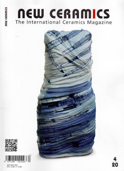 Ana Maria Asan | article on ceramics and sound | New Ceramics 4/2020
