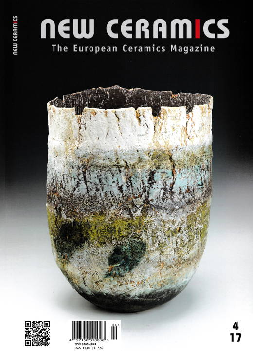 Profile: Ana Maria Asan - New Ceramics magazine 4/17
